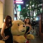 "『TED』""俺の""ナイトキャラバン -Day 2 銀座-"