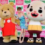 『TED』大阪PRイベント-あべのキューズモール-