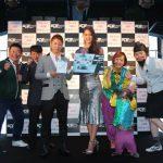 『ワイルド・スピード ICE BREAK』BLU-RAY&DVD リリースイベント